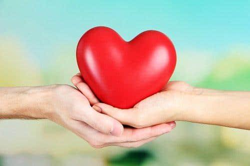 Partagez votre amour avec autrui